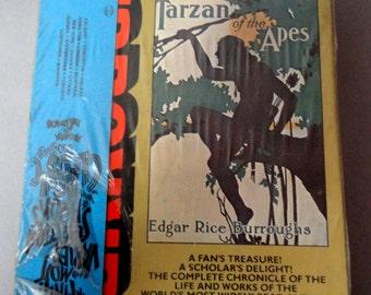 TARZAN Edgar Rice Burroughs: The Man Who created Tarzan Irwin Porges RAY BRADBURY E R B John Carter Mars Barsoom Pellucidar