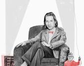 Wes Anderson | Glicée Print