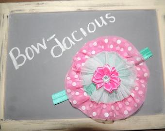 Bow-dacious Girls Headband