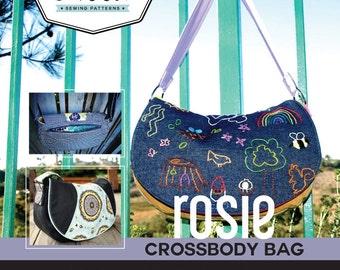 Rosie Crossbody Bag Pattern