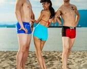 Retro High-Rise Bathingsuit - bottoms only