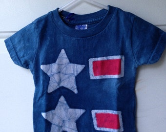 Fourth of July Baby Shirt (18 months), American Flag Baby Shirt, Patriotic Kids Shirt, Patriotic Baby Shirt SALE