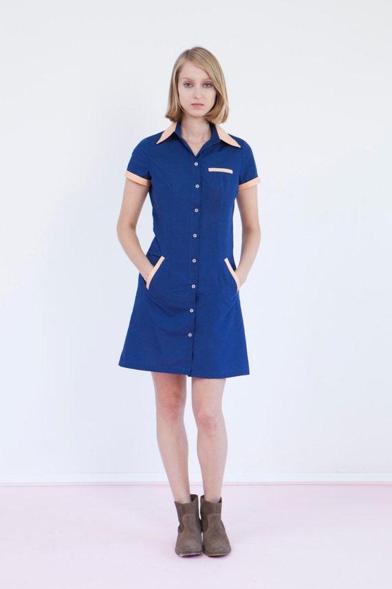 Retro Waitress Uniform 54