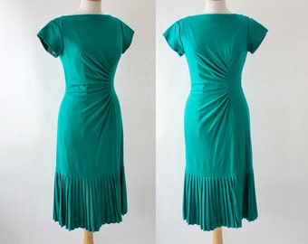 50s Dress / 50s Dress Vintage / 50s Wiggle Dress / 50s Bombshell Dress / 50s Day Dress