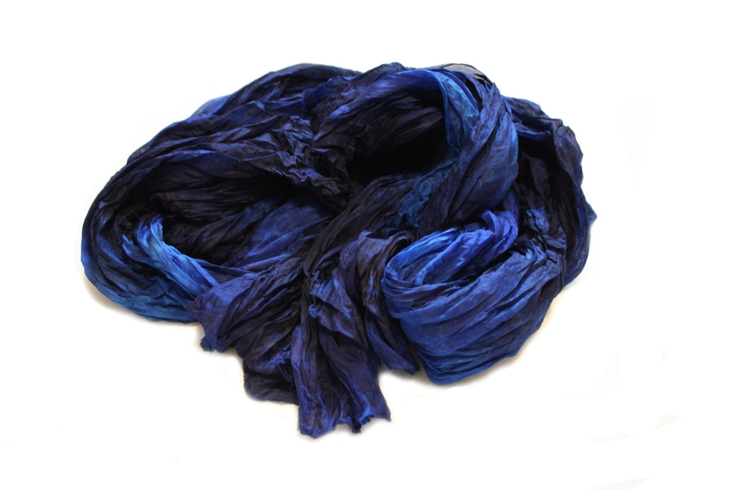 Mekong Blue Scarves are individually hand-woven from % pure silk, dyed in an array of rich, bold colors. The collection features 12 designs, from a solid hue .
