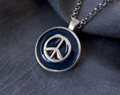 Peace Necklace - Peace Si...