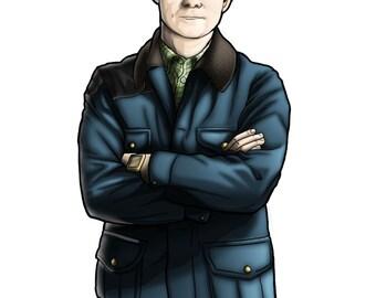 Bookmark John Watson Sherlock TV Series