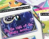 Passport Cover MLP Friendship is Magic Assorted Styles