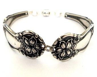 Antique Spoon Bracelet - Circa 1910