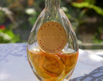 Anonym parfum  by Patrician House of Germany