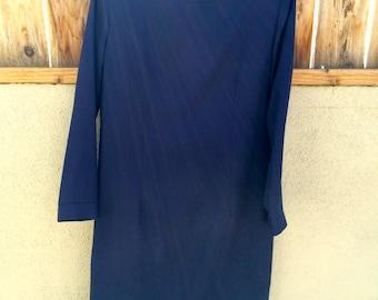 Vintage ILGWU Henry Lee Women's Dress