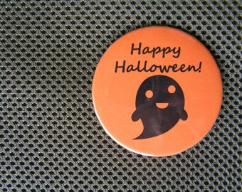 Happy Halloween Ghost Magnet
