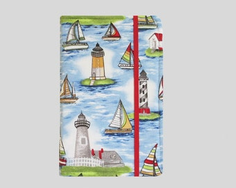 Kindle Cover Hardcover, Kindle Case, eReader, Kobo, Kindle Voyage, Kindle Fire HD 6 7, Kindle Paperwhite, Nook GlowLight Lighthouse