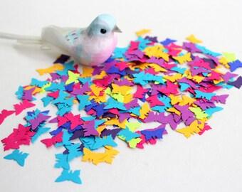 150 Paper butterflies, Mini Butterflies, Die cuts, Paper butterfly confetti, Butterfly, party decors, Paper Butterfly, scrap booking, art