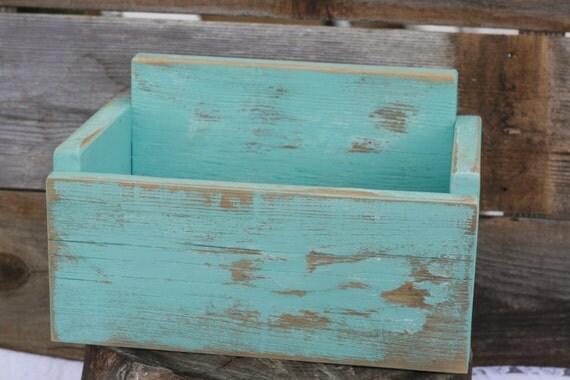 DIY Wedding Card Box Holder Shabby Chic Do It Yourself Box For