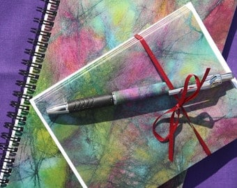 Midnight Blossoms Journal Gift Set