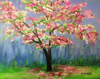 Spring - Original Acrylic Painting