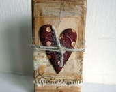 Decorative Heart Block - 2