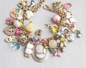 janedean's Marie Antoinette Charm Bracelet--so beautiful!