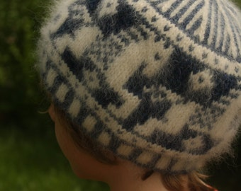 PDF Knitting Pattern - Sable Island