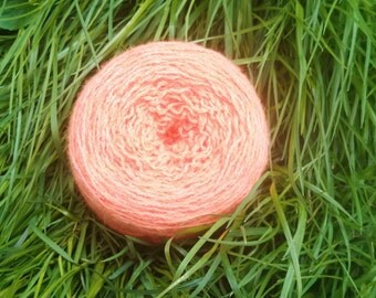 Carotenemia - Recycled Yarn - Nylon/Angora Mix - 55g (approx 275 yds)
