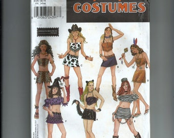 Simplicity Misses' Costumes Pattern 9465