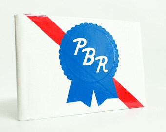 PBR Duct Tape Wallet - by jDUCT