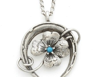 Duple Luck Necklace