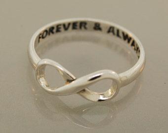 Infinity Twist Forever & Always