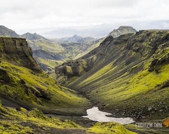 Þórsmörk Nature Reserve / Iceland / Landscape Photography