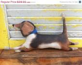 CustomerAppreciation Sale Primitive Dog Rosie the Beagle
