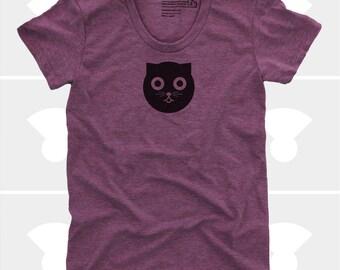 Cat Shirt Women, Watson the Cat TShirt, Cute Cat Shirt, Funny Cat Shirt, Crazy Cat Lady, Kawaii, Kitty, Gift for Cat Lover, Gift for Women