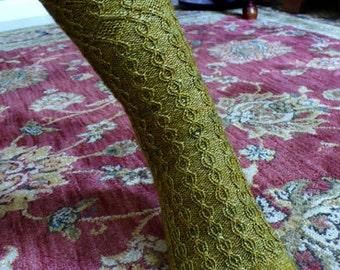 Knitspot French Quarter Sock Pattern