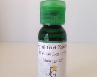 Leg Massage Oil