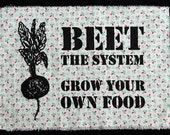 beet the system grow your own food patch