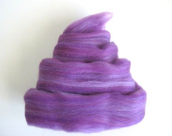 Color Fusion - 19 Micron Merino Top - Orchid - 2oz