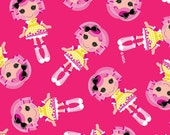 Lalaloopsy Cotton Woven Fabric IN STOCK!!