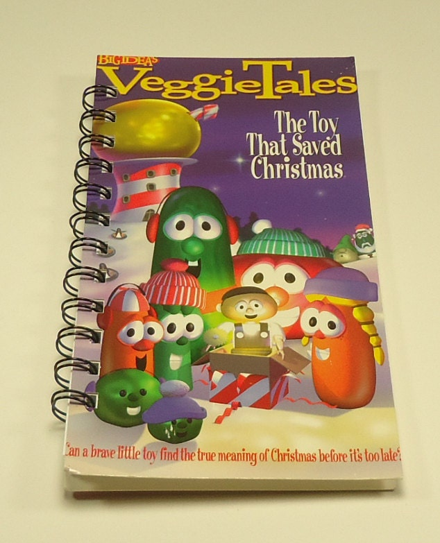 Veggie Tales The Toy That Saved Christmas by ...