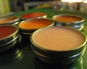 Lip Drinks - lip balm with the richness of coconut oil,  olive oil and shea butter