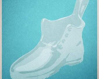 Monopoly Shoe Print