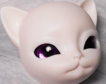 Doll irises 16mm Metallic color Grape Mystique