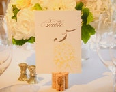 Heavenly Hydrangea Table Cards, set of 15