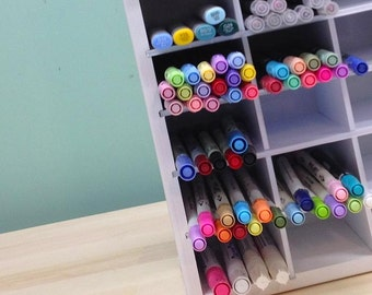Craft Marker Storage Organizer for crafters large capacity