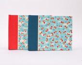 Photo Album Baby 9x7 Swimming Koi - Baby Album, Baby Memory Book, Scrapbook, Journal, Baby Scrapbook Album