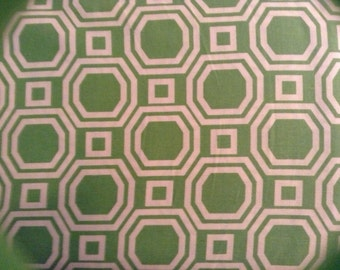 Michael Miller Mod Geo Green 1 yard