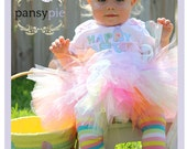 Baby Girl Easter Outfit Easter Bunny Tutu Set 9 12 18 Months Toddler Easter Outfit