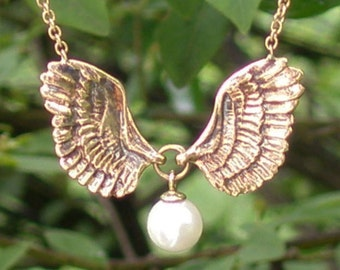 Baby Wings Necklace