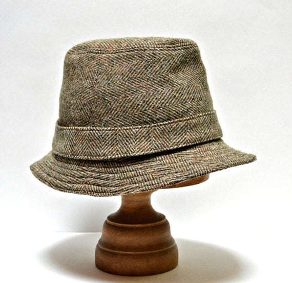 Irish walking hat