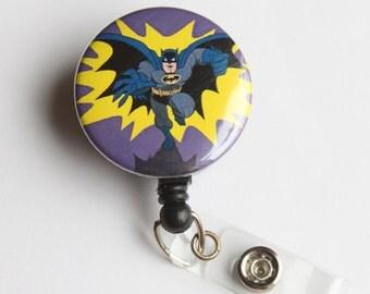 Batman.. BADGE REEL
