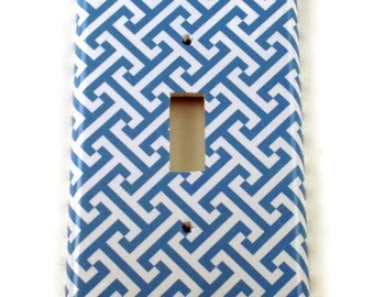 Wall Decor Light Switch Cover  Switch Plate Switchplate in  Aegean  (239S)